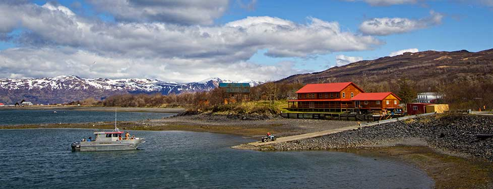 Kodiak Island Resort - Luxury Fishing Lodge