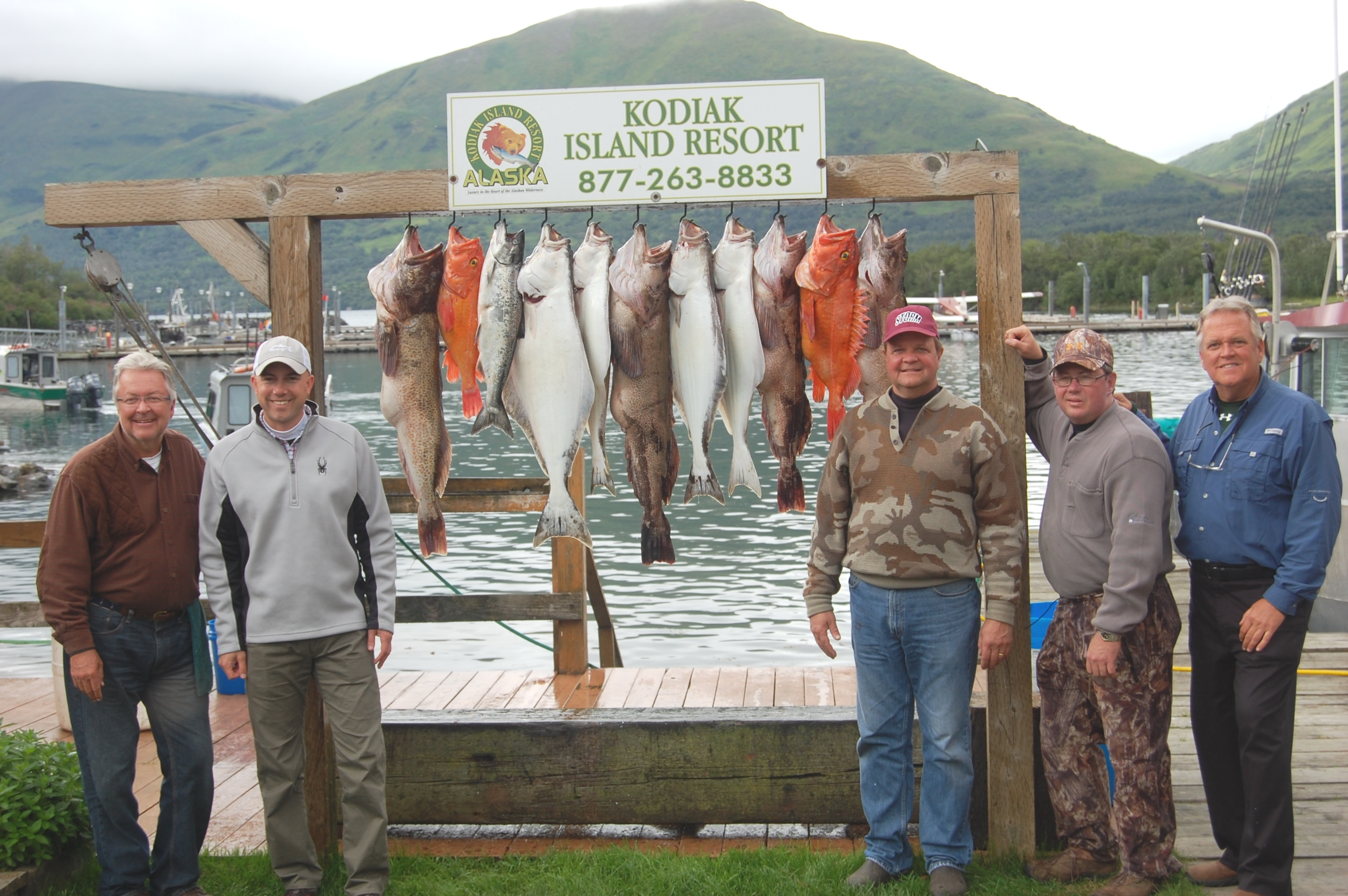 Wisconsin anglers score big for a third day luxury for Wisconsin fishing lodges