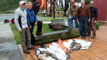 Tom Howatt Alaska fishing Lodge