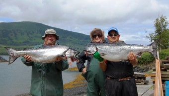 Lodge Record King Salmon